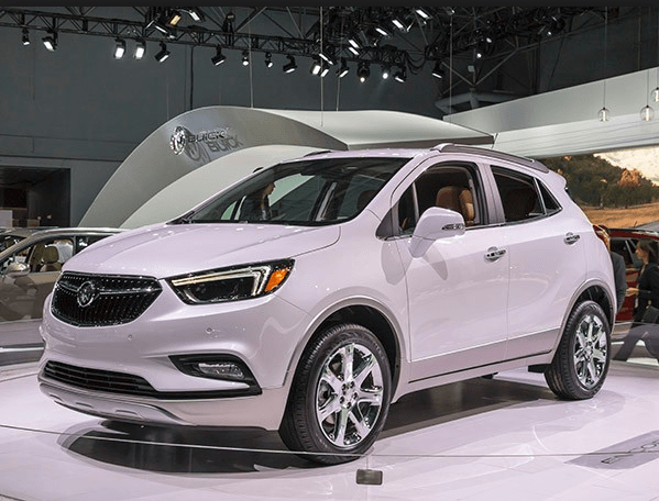 Buick Encore 2018 Redesign