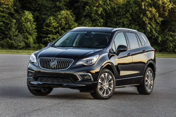 2017 Buick Grand National >> 2018 Buick Envision