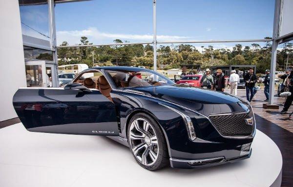 Cadillac CT8 CT9