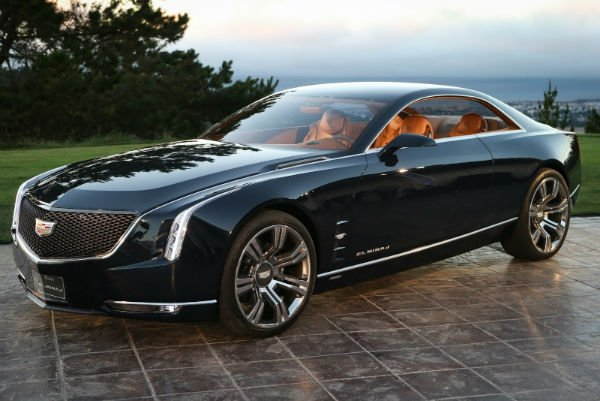 Cadillac CT8 Coupe