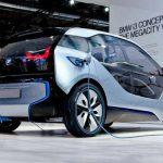 2018 BMW I3 Powertrain