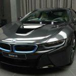 2018 BMW i8 Black