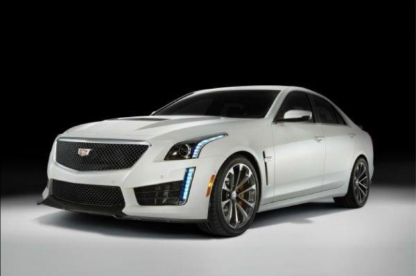 2018 Cadillac CTS - GTOPCARS.COM