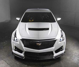 2018 Cadillac CTS Facelift