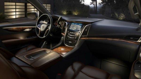 2018 Cadillac CTS Interior
