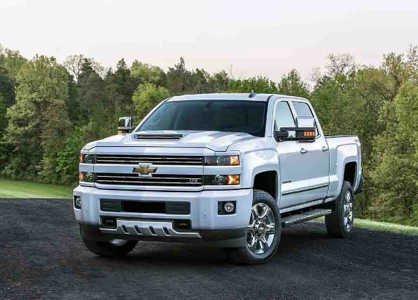 2018 Chevy Silverado 2500hd