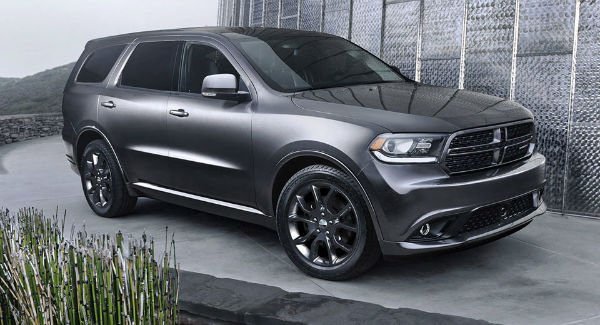 2018 Dodge Durango SRT Black