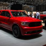 2018 Dodge Durango SRT8 Model
