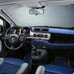 2018 Fiat Panda Interior