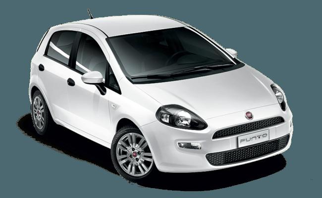 2018 Fiat Punto Model