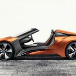 BMW i8 2018 Convertible