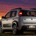 Nuova Fiat Panda 2018