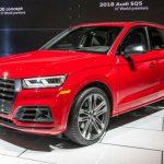 2018 Audi SQ5 Model