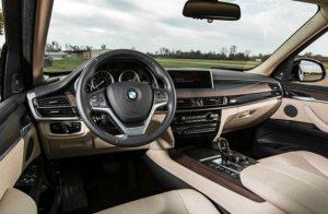 2018 BMW X7 Interior