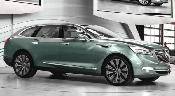 2018 buick lacrosse wagon sciox Image collections