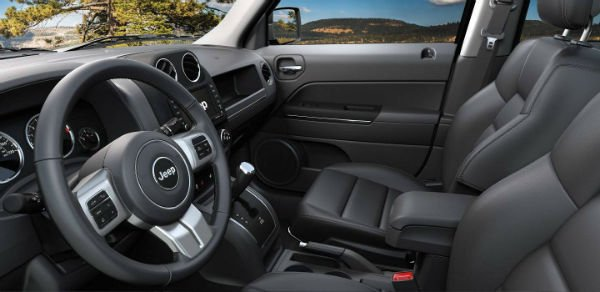2018 jeep patriot for Texas leather interiors prices