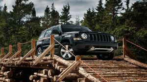 2018 Jeep Patriot Release