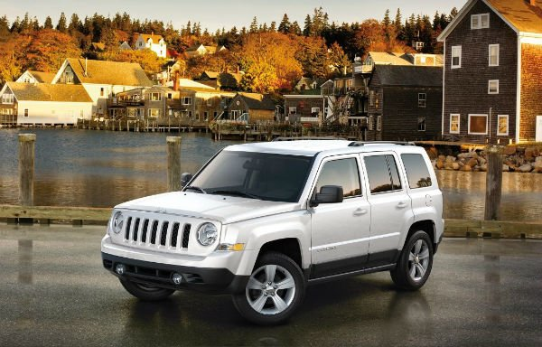 Jeep Patriot 2018 Model