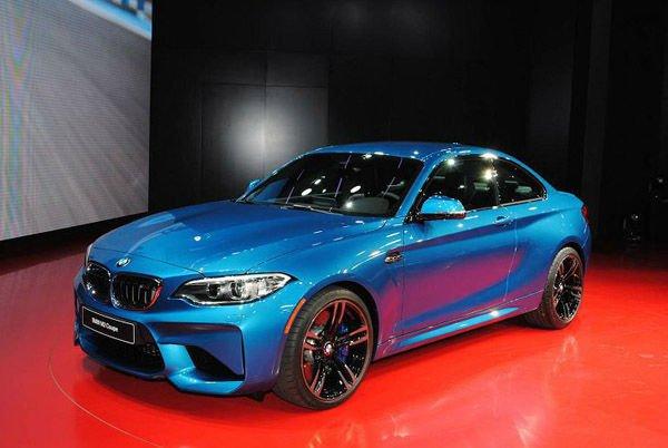 New BMW M3 2018
