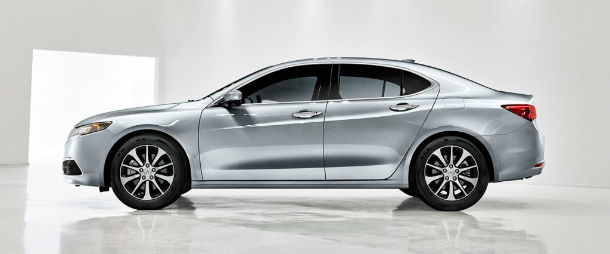 2018 Acura TL A Spec