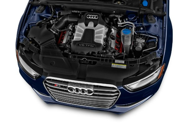2018 Audi S4 Horsepower Engine