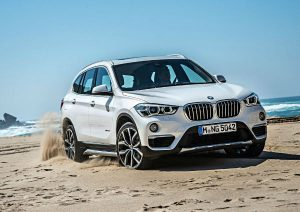 2018 BMW X1 Changes