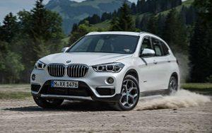 2018 BMW X1 M