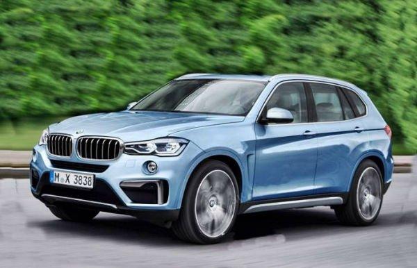 2018 BMW X3 M Sport