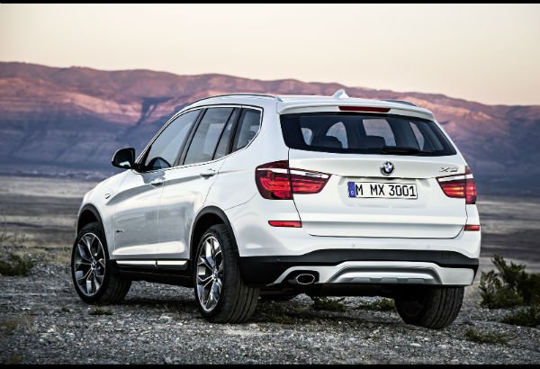 2018 BMW X3 Redesign