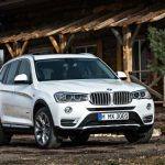 2018 BMW X3 Series