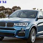 2018 BMW X4 Model