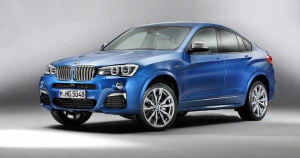 2018 BMW X4M