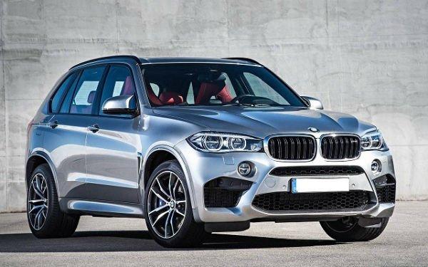 BMW X5 2018 Model