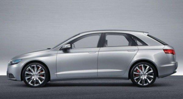 New Audi A3 2018