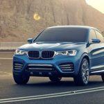 New BMW X4 2018
