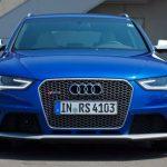 2018 Audi RS4 Sedan