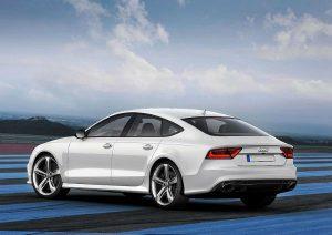 2018 Audi RS7 Whtie