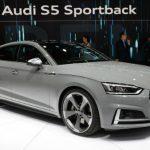 2018 Audi S5 Sportback Canada