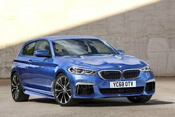 2018 BMW 1 Series Model