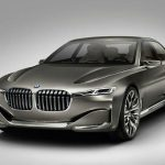 2018 BMW 7 Series Coupe