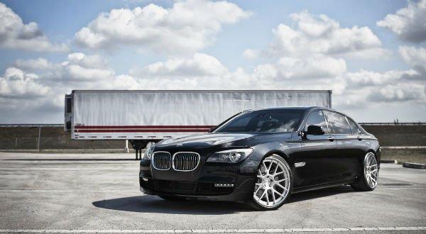 2018 BMW 7 Series M