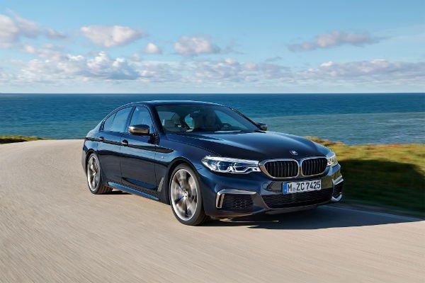 2018 BMW M550i