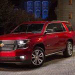 2018 Chevrolet Tahoe Colors
