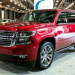 2018 Chevrolet Tahoe Redesign