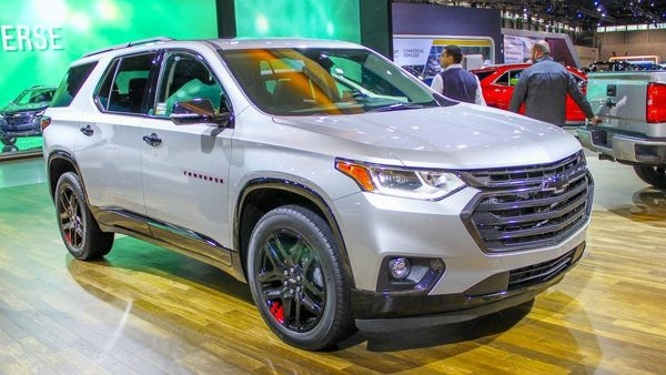 2018 Chevrolet Traverse 1LT