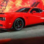 2018 Dodge Demon HP
