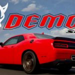 2018 Dodge Demon Logo