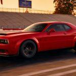 Dodge Demon 2018 HP