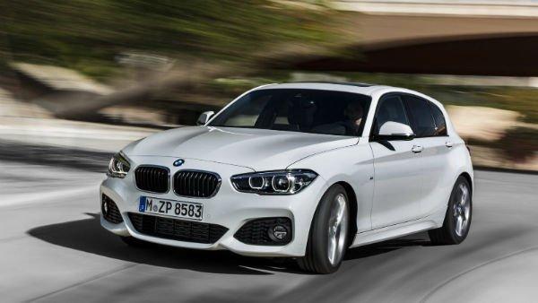 New BMW 1 Series 2018