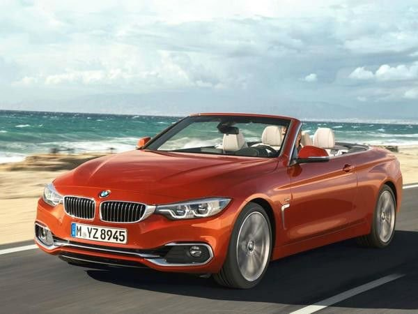 2018 bmw 4 series convertible. Cars Review. Best American Auto & Cars Review
